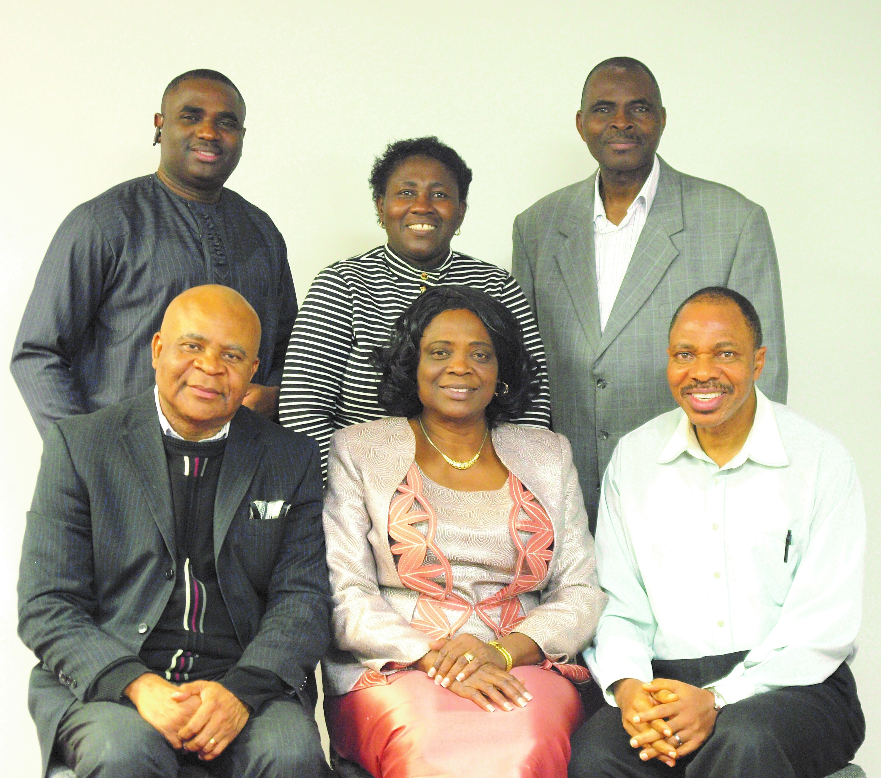 Greater Houston Minister's Fellowship Elects New Officers